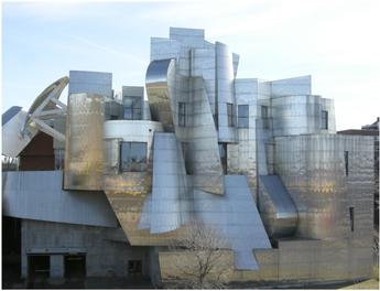 Weisman Art Museum photo by Patrick M. Redmond.